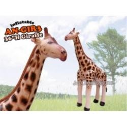 Jet Creations Inflatable 3' Giraffe - 1