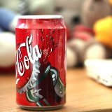 Novelty Land Line Telephone, Coca Cola Can