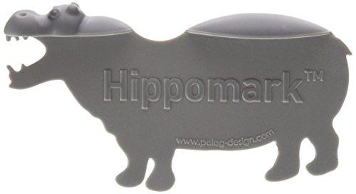 PELEG DESIGN - Marcapáginas Hipopótamo