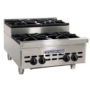 Gas Countertop Stoves