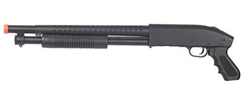 High Velocity 400 FPS Sawed Off Pump Shotgun P1799 Spring Power Airsoft Gun (Airsoft 400 Fps Shotgun compare prices)
