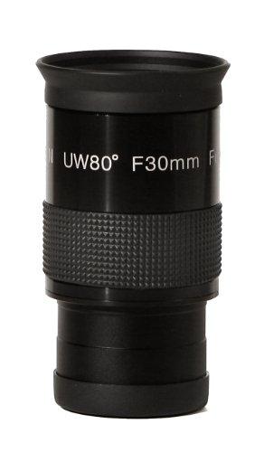 Olivon Super Wide 80-Degree 2-Inch Eyepiece, Black, 30Mm