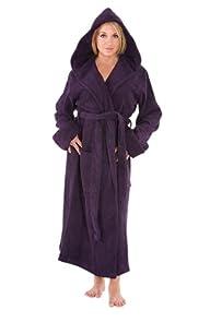 Del Rossa Women's Classic Fleece Hood…