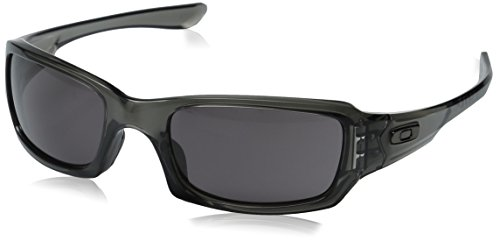 Oakley Men's Fives Squared OO9238-05 Rectangular Sunglasses,