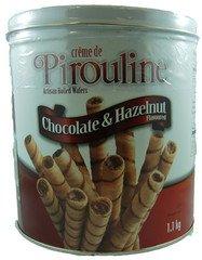 Creme De Pirouline Chocolate & Hazelnut Rolled Wafers 1.1 Kg