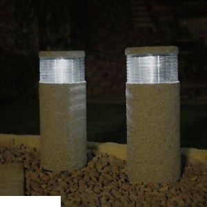 Stone Solar Lights