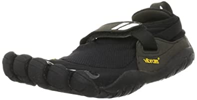 Vibram Fivefingers TrekSport (43 Men's, Black/Charcoal) - M4485
