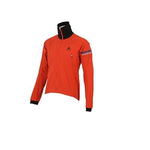 (ルコックスポルティフ)le coq sportif アウタージャケット QC-580243 RED RED L