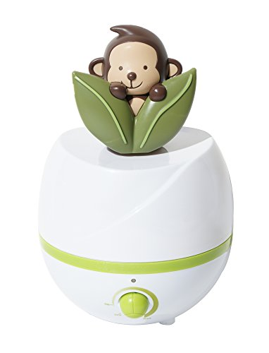 SPT SU-2541 Adorable Monkey Ultrasonic Humidifier - 1
