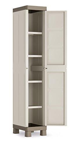 abm-4166-excellence-kis-armadio-1-anta-4-ripiani-beige-sabbia