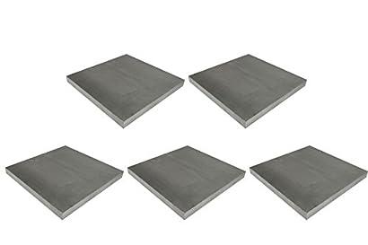 "TEMCo 1//4 Inch 3/""x12/"" 6061 Aluminum Tooling Flat Sheet Plate Bar Mill Stock"