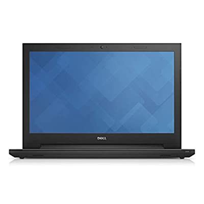 Dell  3542 15.6-inch Laptop (Core i3-4005U/4GB/1TB HDD 5400 rpm/Windows 8/Intel HD Graphics 4400), Black