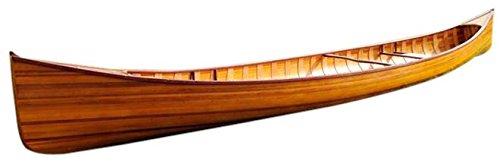 Decor Boats / Canoes - K013 - Real Canoe With Ribs 18 K013