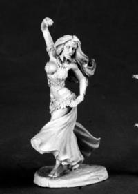 Nalani Dancing Girl Dark Heaven Legends