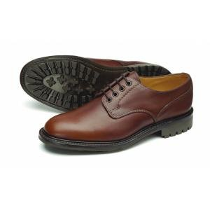 Loake Epsom - Brown Waxy - 8.5