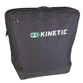 Kinetic by Kurt Bicycle Trainer Bag - T-1000
