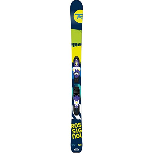 Rossignol Terrain Baby Kids Skis With Kid X 45 Bindings