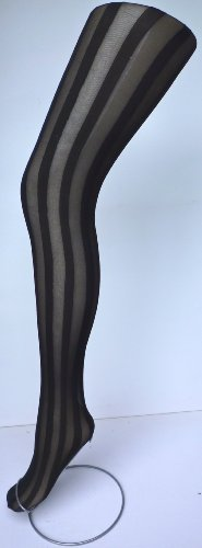 So Diva Legwear Vertical Stripe Tights