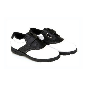 US Kids Boys Spikeless Velcro Golf Shoes 2012