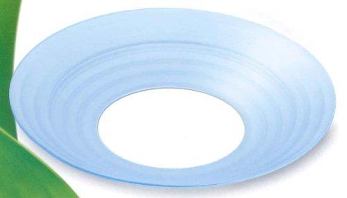 Checkout Charles Viancin 12-Inch Vortex Overboil Ring, Medium, Light Blue offer