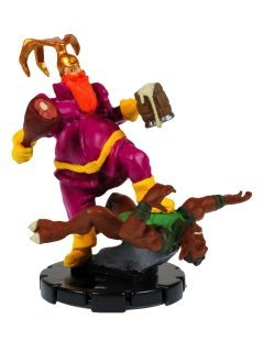 HeroClix: Volstagg # 59 (Uncommon) - Hammer of Thor