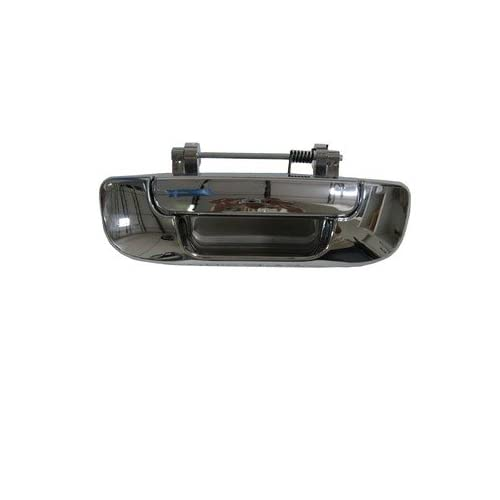 02 05 DODGE RAM PICKUP TRUCK TAILGATE HANDLE CHROME