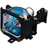 Alda PQ Replacement Projector Lamp LMP-C121 for SONY VPL-CS4 Projectors, module with housing