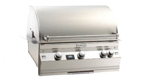 Aurora A540I1L1N Built In Ng Grill With Left Side Infrared Burner