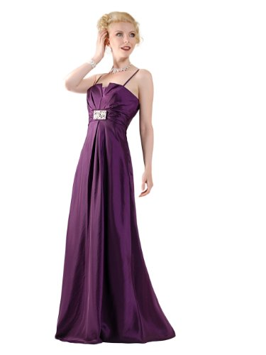 CityGirl – 3426 Abendkleid Ballkleid 1-teilig in Lila Gr. 34-50 Reviews