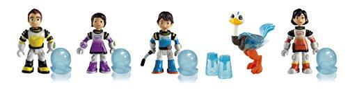 IMC Toys - Pack family 5 figuras miles (481350)