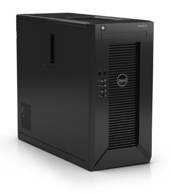 Dell PowerEdge T20 Pentium G3220 3 GHz 4GB RAM 500GB HDD Tower Server