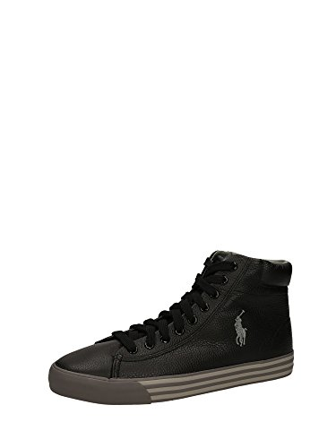 Polo Ralph Lauren HARVEY MID NE Sneakers Alte Nero 44