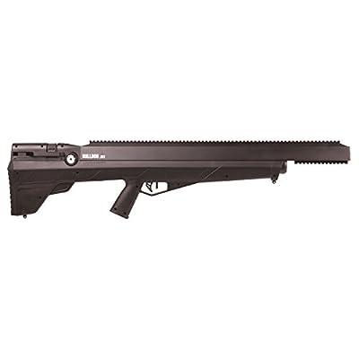 Benjamin BPBD3S Bulldog .357 PCP Hunting Rifle, Black