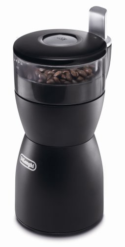 DeLonghi KG40 Electric Coffee-Bean Grinder with Stainless-Steel Blade