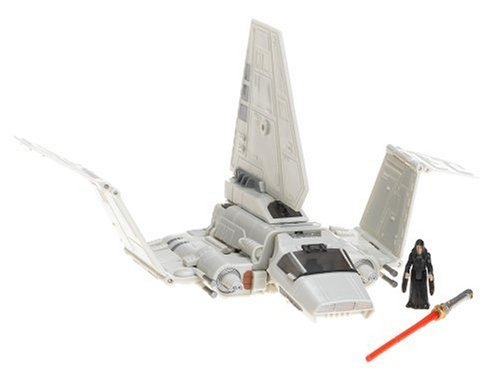 3150%2BALFuZL Reviews Hasbro Star Wars Transformers   Emperor Palpatine and Imperial Shuttle