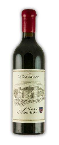 2007 Castello Di Amorosa Napa Valley Super Tuscan Blend Cabernet Sauvignon 750 Ml