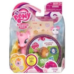 My Little Pony 2012 Figure Cherry Pie with Suitcase DVD (Mlp Cherry Pie compare prices)