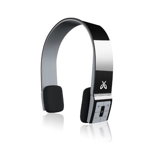 Jaybird Sportsband Stereo Bluetooth Headphone - Bulk Packaging - Midnight Black