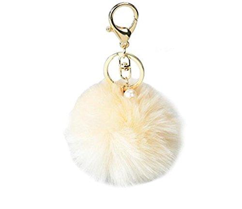 ilovediy-hase-pelz-ball-keychain-schlusselanhanger-weich-bequem-plusch-fahrzeugschlussel-handtaschen