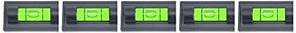 5-x-Magnetic-Magnet-Bubble-Spirit-Level-25mm-Vial-ideal-for-Tripod-Desmond