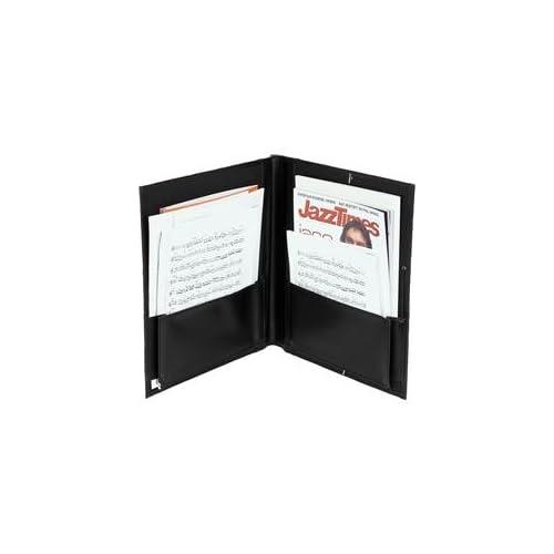 Pro Tec Big Band Music Folder, Black