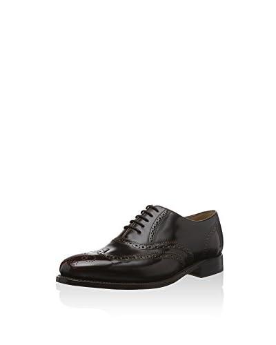 BARKER SHOES Zapatos Oxford Marrón Oscuro
