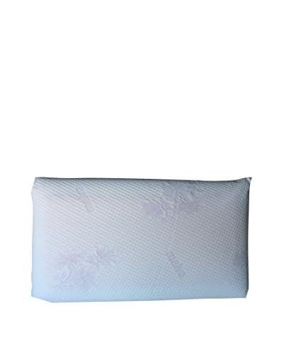 Niucci Guanciale Kreo Saponetta Gel Malva Bianco 72X42 cm