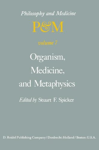 organism-medicine-and-metaphysics-essays-in-honor-of-hans-jonas-on-his-75th-birthday-may-10-1978-vol