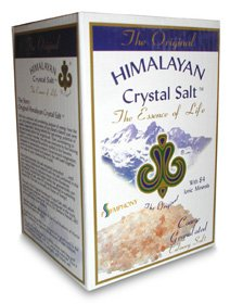 Himalayan Crystal Salt Coarse Granulated - 1000 g - Salt