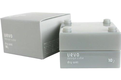 Uevo Design Cube Hair Wax - Dry - 30g (Uevo Hair Wax compare prices)