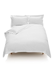 Pure Cotton Pleated Percale Bedset