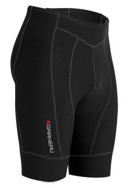 Louis Garneau Men's Fit Sensor Shorts Black XX-Large Lycra Cycle Shorts