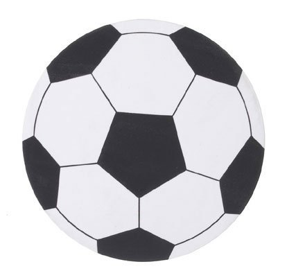 10 Foam Soccer Ball Shapes