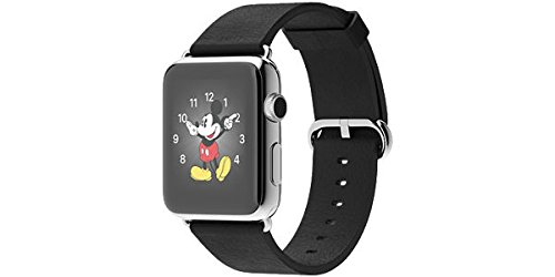 Apple Watch 42mm Black Classic Buckle Smart Watch